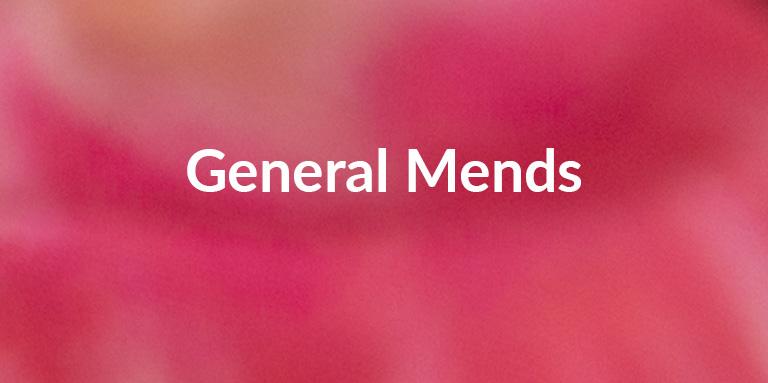 General Mends